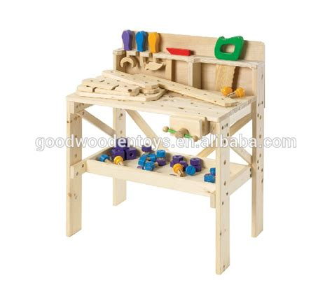 work bench for kids 2017 new wooden tool toy for kids tool bench toy for child