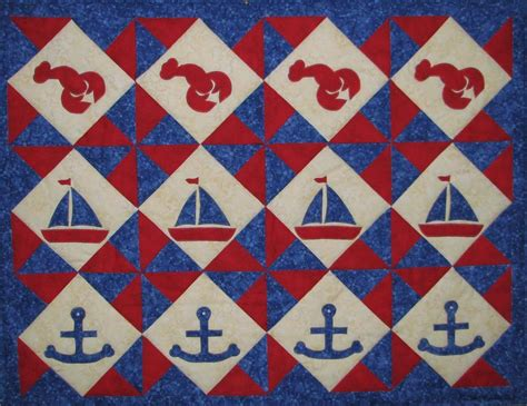 Free Nautical Quilt Patterns by Nautical Quilt Patterns Patterns Gallery