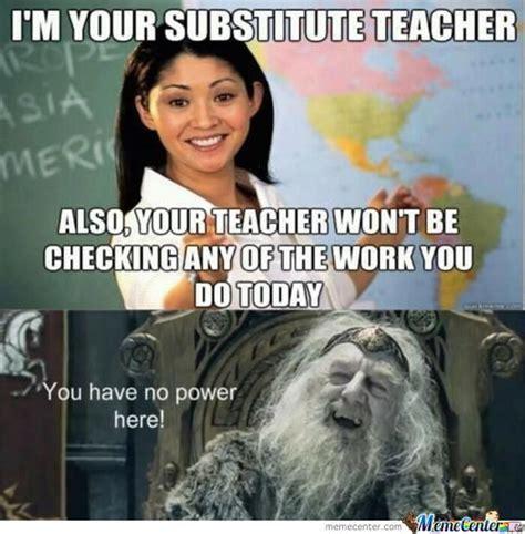 Unhelpful Highschool Teacher Meme
