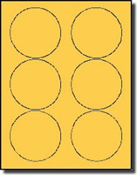 Avery 5295 Template by 600 Pastel Orange 3 33 Inch Diameter Labels Use Avery