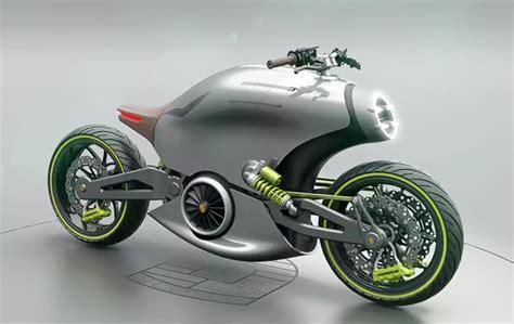 Porsche Bike S Test by An Electric Motorcycle Concept From Porsche Bikesrepublic