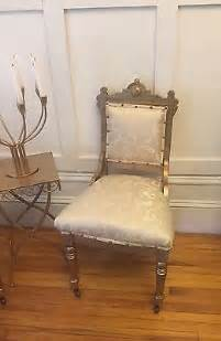 eastlake parlor chairs set of 2 c 1890 what s it worth