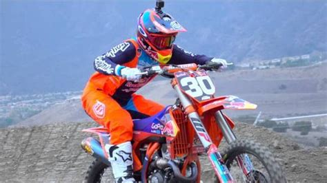 team tld ktm race team intro gd motocross