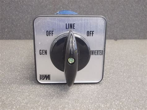 Travel Charger Roker 21a universal changeover switch manual generator 3pdt center