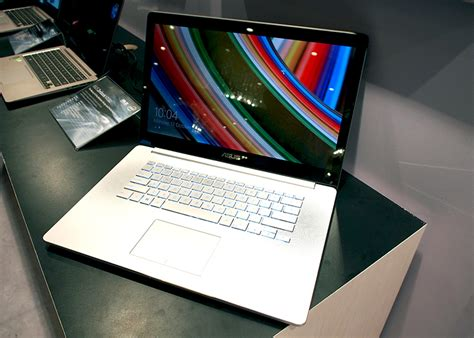 Laptop Asus Zenbook Nx500 the asus zenbook nx500 is a slim 4k 15 inch