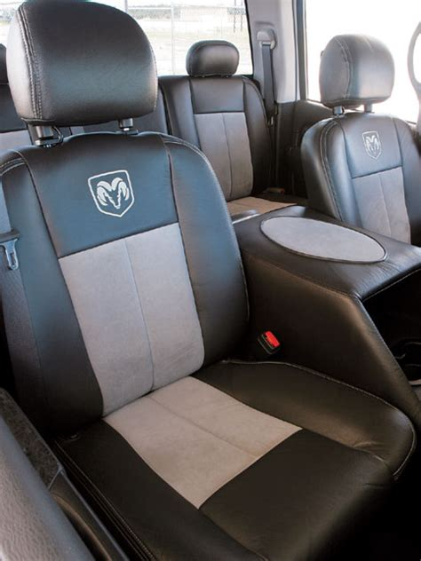 Dodge Ram Seat Upholstery by Seat Covers Seat Covers Dodge Ram 3500