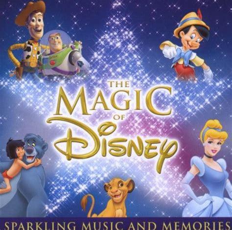 Cover Magic Disney Various Artists The Magic Of Disney New 2 X Cd Ebay