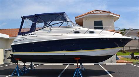 larson boats cabrio 240 larson 240 cabrio boats for sale boats