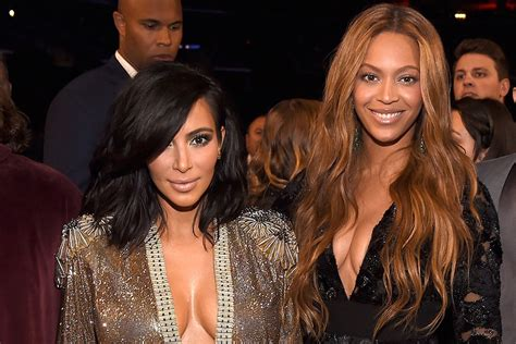 Beyonce And Kim Kardashian, Friends Or Enemies?