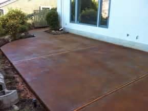 Painting Patio Slabs Mode Concrete