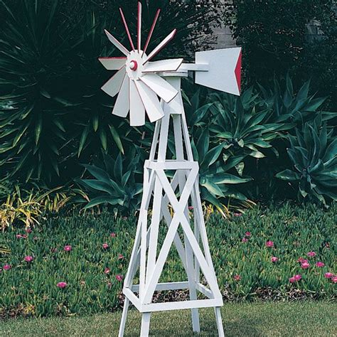 garden windmill plans  garden windmill wooden