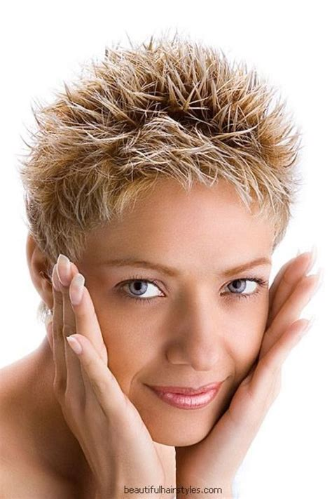 women over 50 funky hair color funky very short hairstyles for women over 50 very short