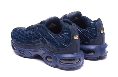 Nike Air Max One Mens Blue Navy style nike air max tn ultra plus navy blue sneakers