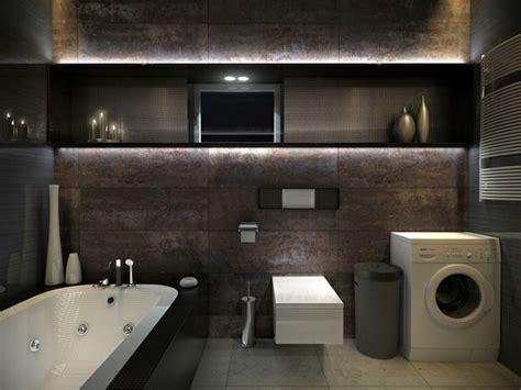Badezimmer Modern Dunkel by 15 Hinrei 223 Ende Und Moderne Badezimmer Ideen