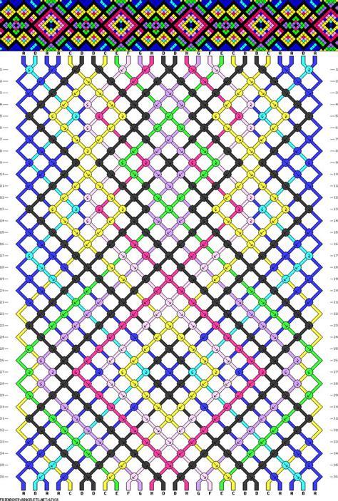 Hemp Braid Patterns - 25 unique macrame bracelet patterns ideas on