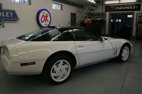 old car owners manuals 1988 chevrolet corvette electronic valve timing 1988 corvette anniversary manual transmission for sale chevrolet corvette 1988 for sale in