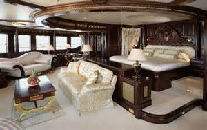 Superyacht reverie bedroom luxuo