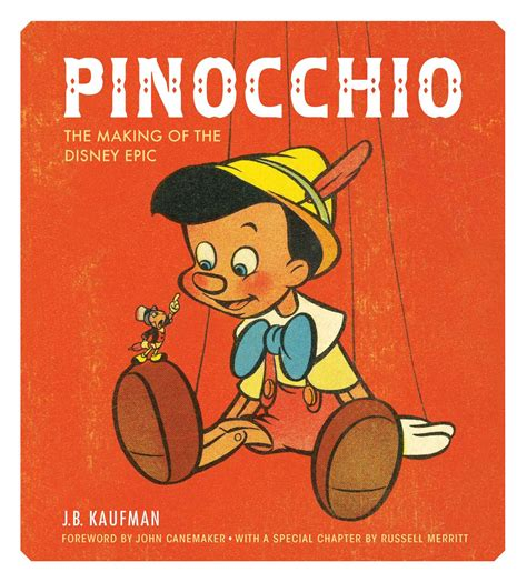 pinocchio picture book pinocchio book by j b kaufman official publisher page