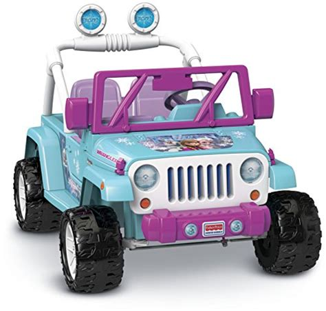 power wheels jeep frozen power wheels disney frozen jeep wrangler import it all
