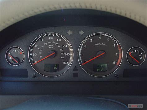 old car manuals online 2005 volvo v50 instrument cluster 2005 volvo v50 2 5l turbo manual instrument cluster 7228684