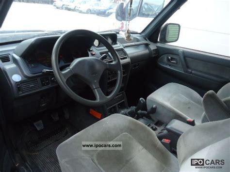 auto air conditioning repair 1993 mitsubishi truck user handbook 1993 mitsubishi pajero 3000 v6 gls long air conditioning