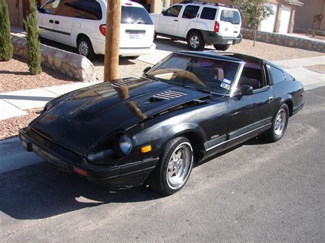 nissan datsun 1982 1982 datsun 280zx information and photos momentcar
