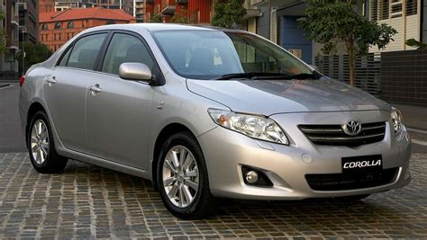 used toyota 2007 used toyota corolla review 2007 2012 carsguide