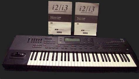 Keyboard Korg I3 korg i3