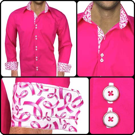 Ribbon Shirt Pink by Pink Breast Cancer Shirts