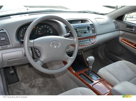 2004 Toyota Camry Interior Interior 2004 Toyota Camry Xle Photo 103597895