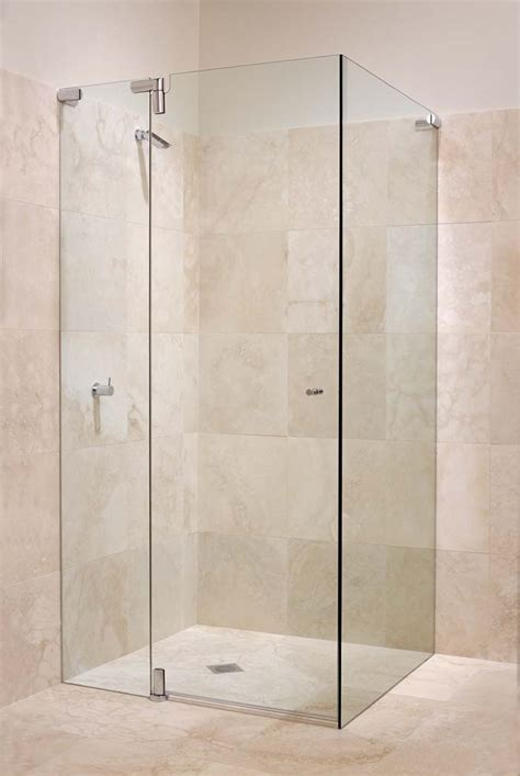 bathroom shower screen frameless pivot shower screens white bathroom and co