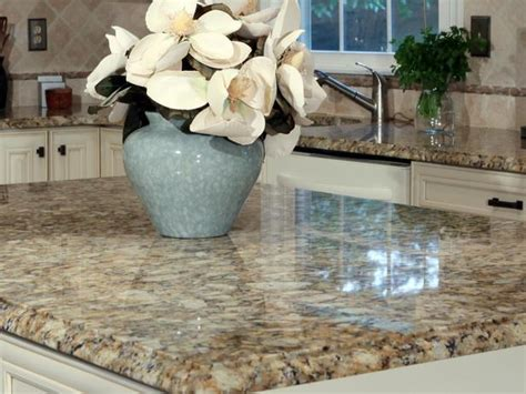 Mounting Granite Countertops by How To Install A Granite Kitchen Countertop How Tos Diy