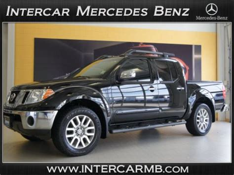 automobile air conditioning repair 2010 nissan frontier electronic valve timing buy used 2010 nissan frontier le crew cab 4x4 in newton new jersey united states for us