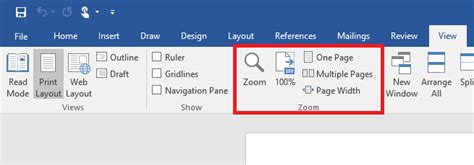 zoom changes layout how to master zoom settings in word 2016 for windows
