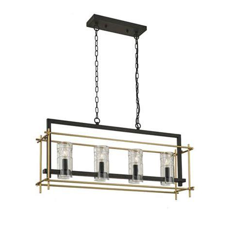 bistro pendant lighting bistro 4 light cage ceiling pendant fl2368 4 the