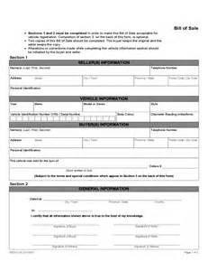 bill of sale template colorado bill of sale colorado template