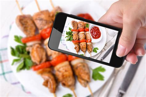 2007s Favorite Food Trend Is by Deleting Your Instagram Food Could Help Feed The Hungry