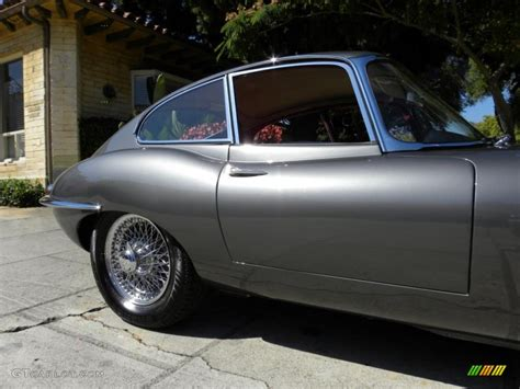 1963 opalescent gunmetal jaguar e type xke 3 8 fixed coupe 32966274 photo 27 gtcarlot