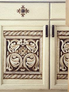 Stencils For Cabinet Doors 1000 Images About Stenciled Cabinet Doors On Pinterest Stenciling Stencils And Cabinets