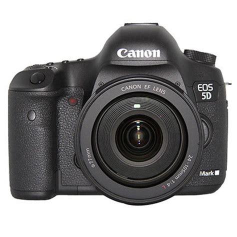 camer info canon eos 5d iii digital slr camer w canon 24 105mm