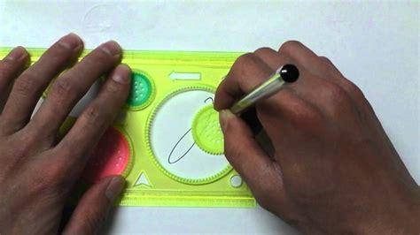 mini spirograph pattern maker ieqhsop spiral ruler spirograph art tool youtube