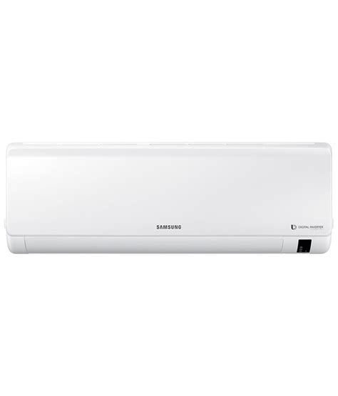 Ac Samsung Standard Inverter samsung 1 5 ton inverter ar18mv3hlwknna split air conditioner with standard installation at rs