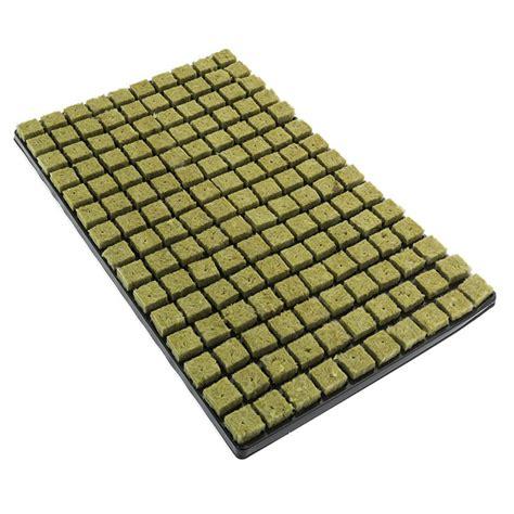 Rockwool Cultilene Uk 25 X 15 X 7 5 Cm Media Tanam Hidroponik 1 4 Slab cultilene sbs small 25 x 25 x 40mm tray of 150 rockwool