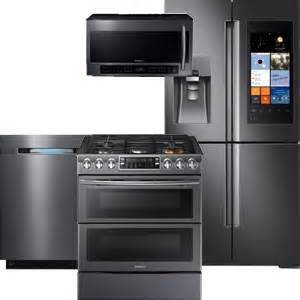 black kitchen appliance packages father s day outdoor living sale appliancesconnection