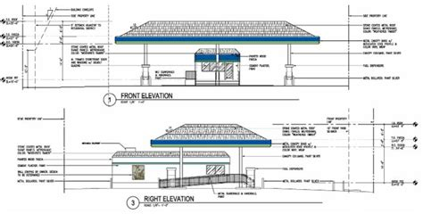 Convenience Store Floor Plans Laie Gas Station Construction Starting Update On Mcdonald