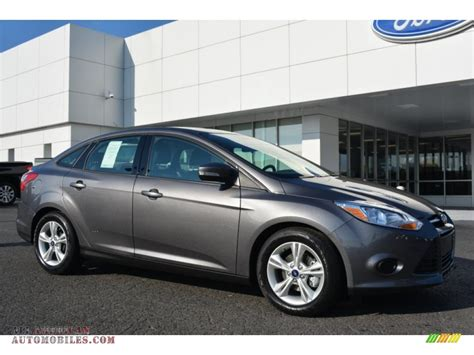 ford focus 2014 sedan 2014 ford focus se sedan in sterling gray 425830 all