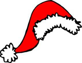 Santa hat clipart hat designs pictures