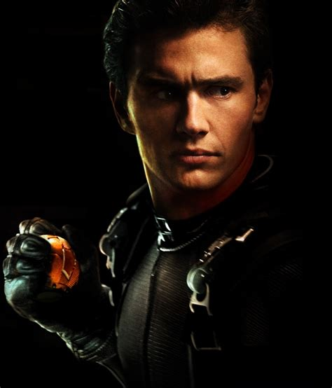 aktor film goblin harry osborn james franco spider man films wiki