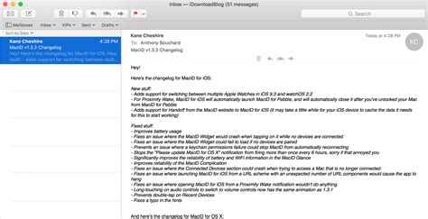How To Turn An Email Into A Reminder On Mac App Launch Email Template