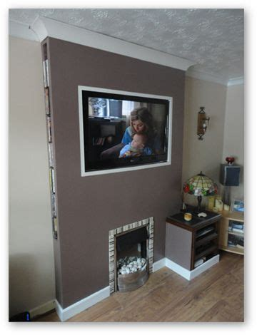Decorating Ideas For Living Room With Chimney Breast The World S Catalogue Of Ideas